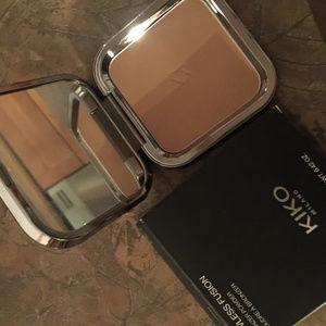 Kiko Flawless Fusion Bronzer Powder #04 Honey